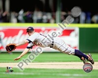 Brandon Inge 2010 Action Fine-Art Print