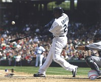 Ken Griffey Jr. 2010 Action Fine-Art Print