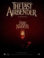 The Last Airbender - style B Fine-Art Print