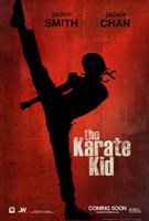 The Karate Kid, c.2010 - style A Fine-Art Print