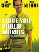 I Love you Phillip Morris - style A Fine-Art Print
