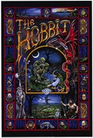 The Hobbit, animated - style C Fine-Art Print