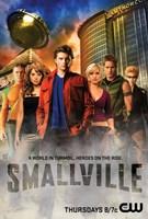 Smallville - style K Fine-Art Print