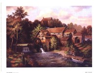 The Old Mill Fine-Art Print