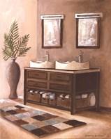 Bath Still Life II Fine-Art Print