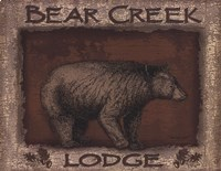 Bear Creek- mini Fine-Art Print