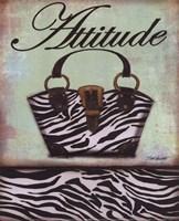 Exotic Purse III - mini Fine-Art Print