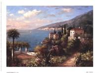 Coastal Gardens II Fine-Art Print