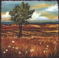 Distant Fields II Fine-Art Print