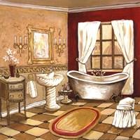 Florentine Bath Fine-Art Print