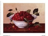 Still Life With Cherries Fine-Art Print