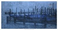 Blue Canal II Fine-Art Print