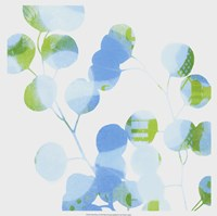 Blue Plums I Fine-Art Print