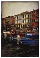 Venetian Canals II Fine-Art Print