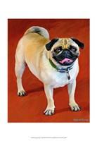 Doug the Pug Fine-Art Print