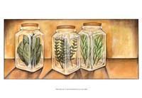 Spice Jars I Fine-Art Print