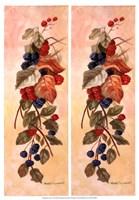 Berry Vine I Fine-Art Print
