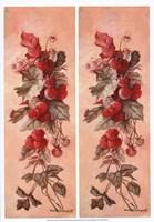 Berry Vine II Fine-Art Print