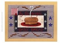 Americanna Bread Fine-Art Print