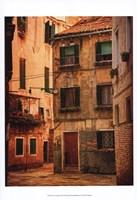 Venice Snapshots III Fine-Art Print