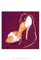Sassy Shoe I Fine-Art Print