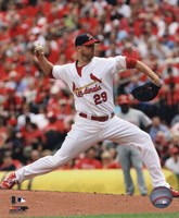 Chris Carpenter 2010 Action Fine-Art Print