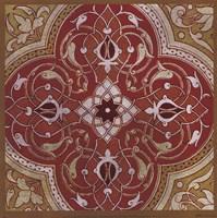 Persian Tile IV Fine-Art Print