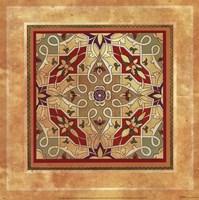 Italian Tile IV Fine-Art Print