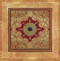 Italian Tile V Fine-Art Print