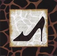 Safari Shoes IV Fine-Art Print