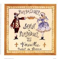 Pompadour II Fine-Art Print