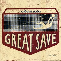 Great Save Fine-Art Print