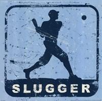 Slugger Fine-Art Print