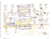 Yellow Tub Fine-Art Print