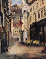 Old Town II Fine-Art Print