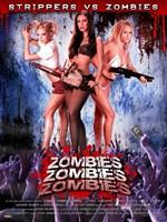 Zombies! Zombies! Zombies!, c.2008 Fine-Art Print