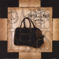 Shopping Paris Fine-Art Print