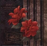 Paris Fleurs II Fine-Art Print