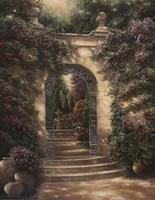Watson's Garden I Fine-Art Print