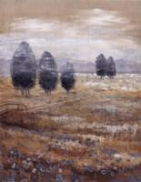Linen Meadow I Fine-Art Print