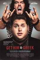 Get Him to the Greek - Jonah Hill Wall Poster