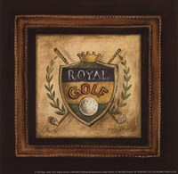 Golf Royal - petite Fine-Art Print