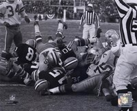 Bart Starr 1967 Ice Bowl Touchdown Fine-Art Print