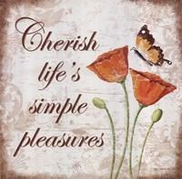 Cherish Life's Simple Pleasures Fine-Art Print