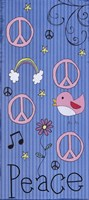 Peace - Girlie Fine-Art Print