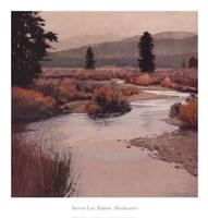 Headwaters Fine-Art Print