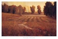 Field Near Sun Valley Fine-Art Print
