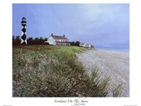 Lookout On The Shore Fine-Art Print