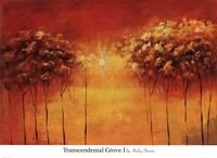 Transcendental Grove I Fine-Art Print