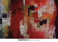 Canyon II Fine-Art Print
